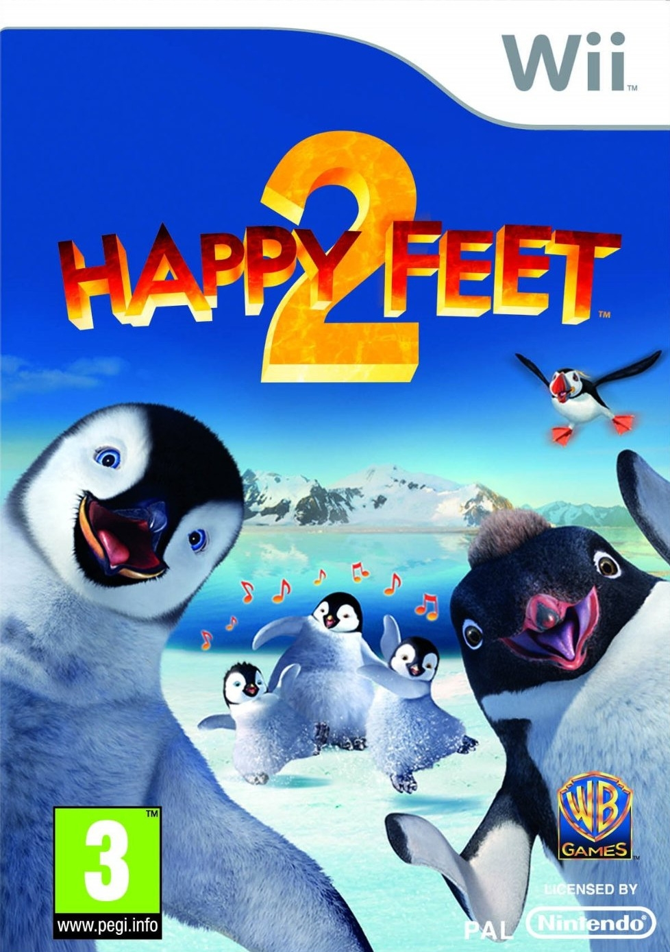 Boxshot Happy Feet 2