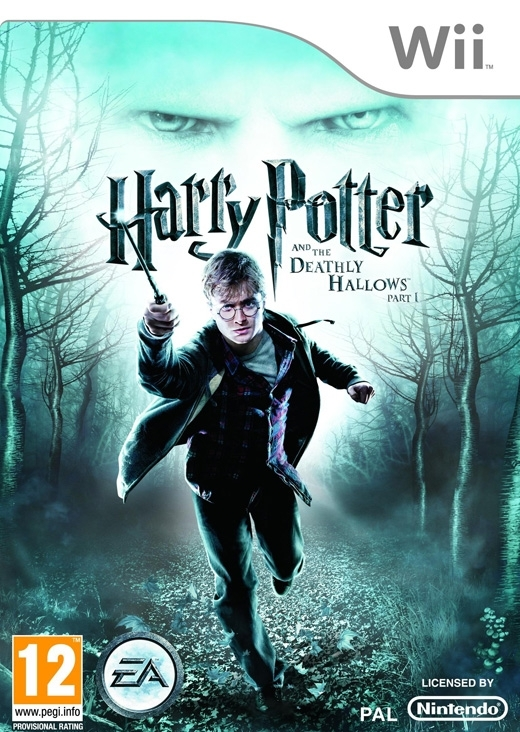 Boxshot Harry Potter and the Deathly Hallows - Part 1