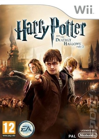 Boxshot Harry Potter and the Deathly Hallows - Part 2