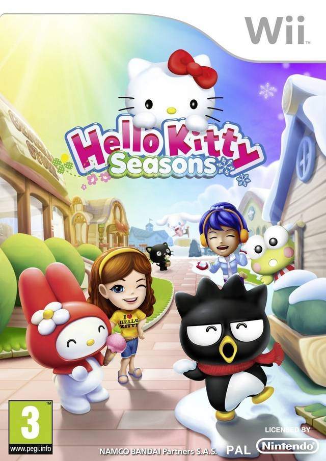 Boxshot Hello Kitty Seasons