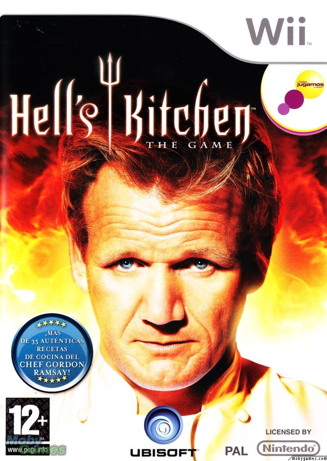 Boxshot Hell's Kitchen: The Game