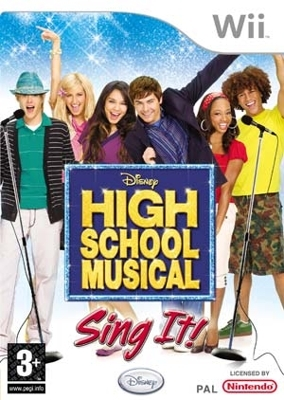 Boxshot High School Musical: Sing It!
