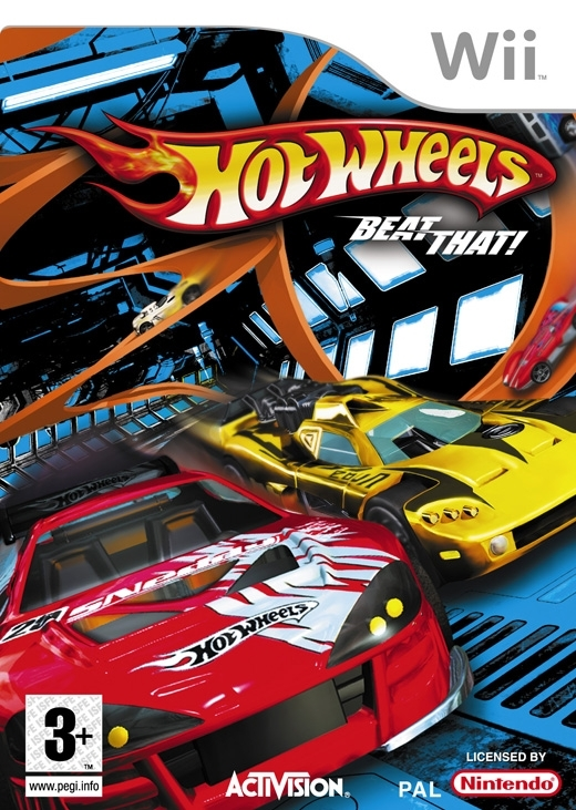 Boxshot Hot Wheels: Beat That!