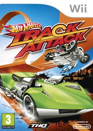 Boxshot Hot Wheels: Track Attack