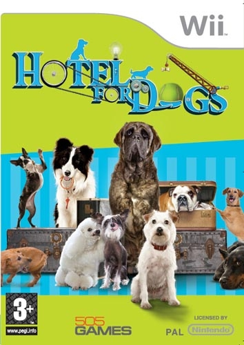 Boxshot Hotel For Dogs