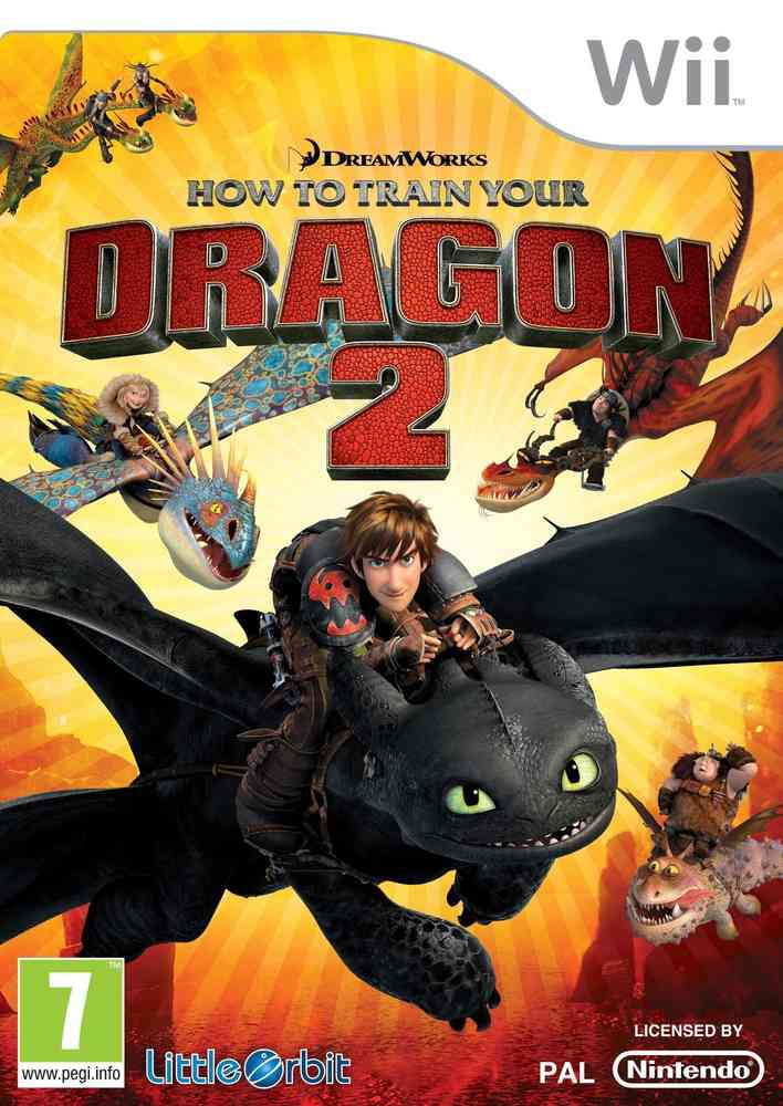 Boxshot How to Train Your Dragon 2