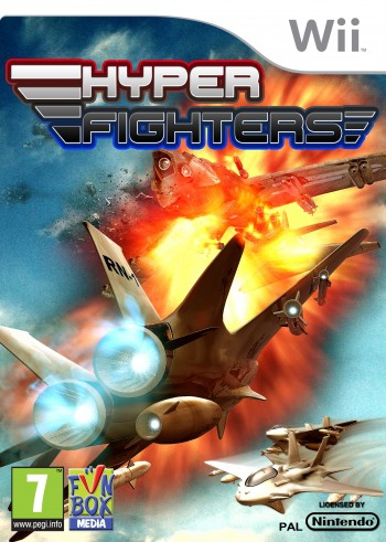 Boxshot Hyper Fighters