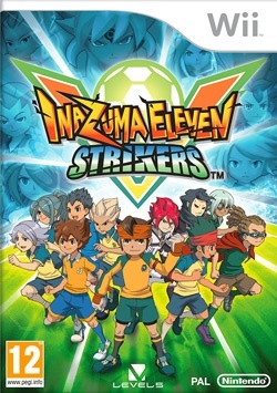 Boxshot Inazuma Eleven Strikers