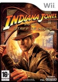 Boxshot Indiana Jones and the Staff of Kings