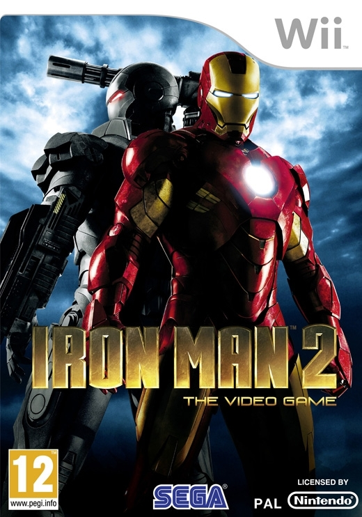 Boxshot Iron Man 2: The Video Game