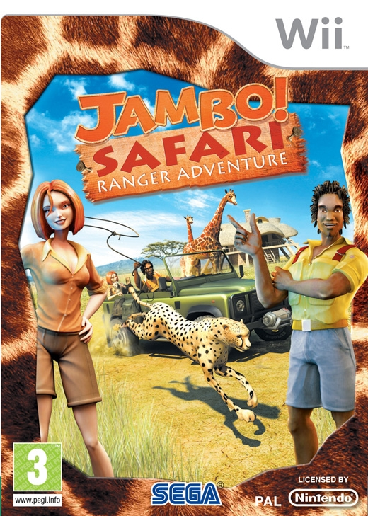 Boxshot Jambo! Safari Ranger Adventure