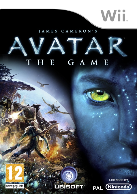 Boxshot James Cameron's Avatar: The Game