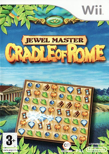 Boxshot Jewel Master: Cradle of Rome