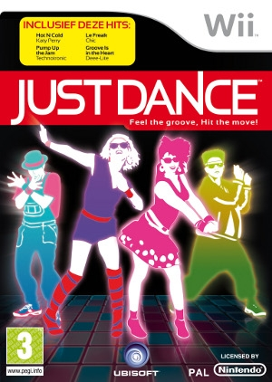 Boxshot Just Dance