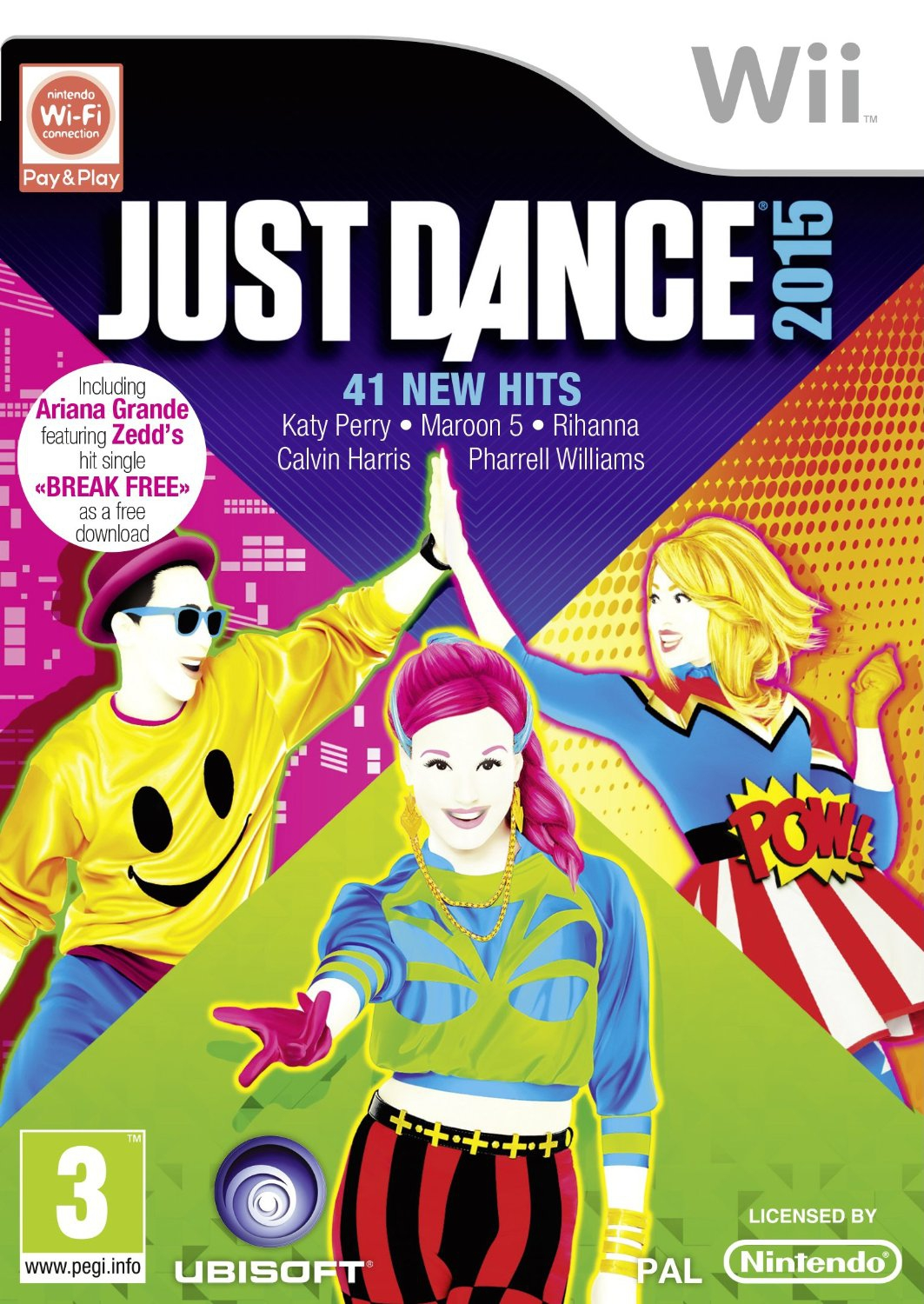 Boxshot Just Dance 2015