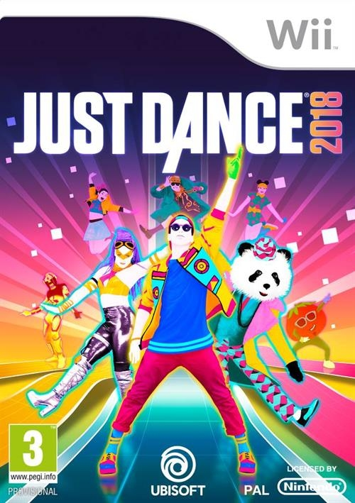 Boxshot Just Dance 2018