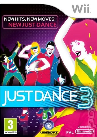 Boxshot Just Dance 3