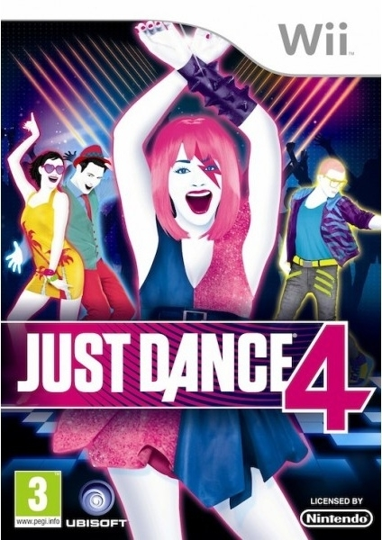 Boxshot Just Dance 4