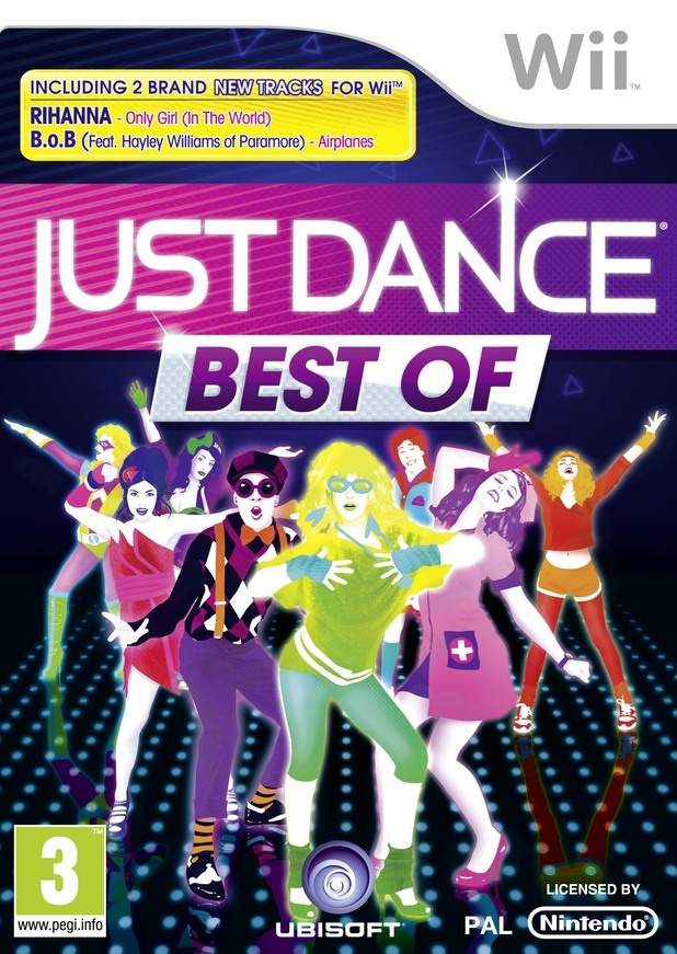 Boxshot Just Dance: Best Of