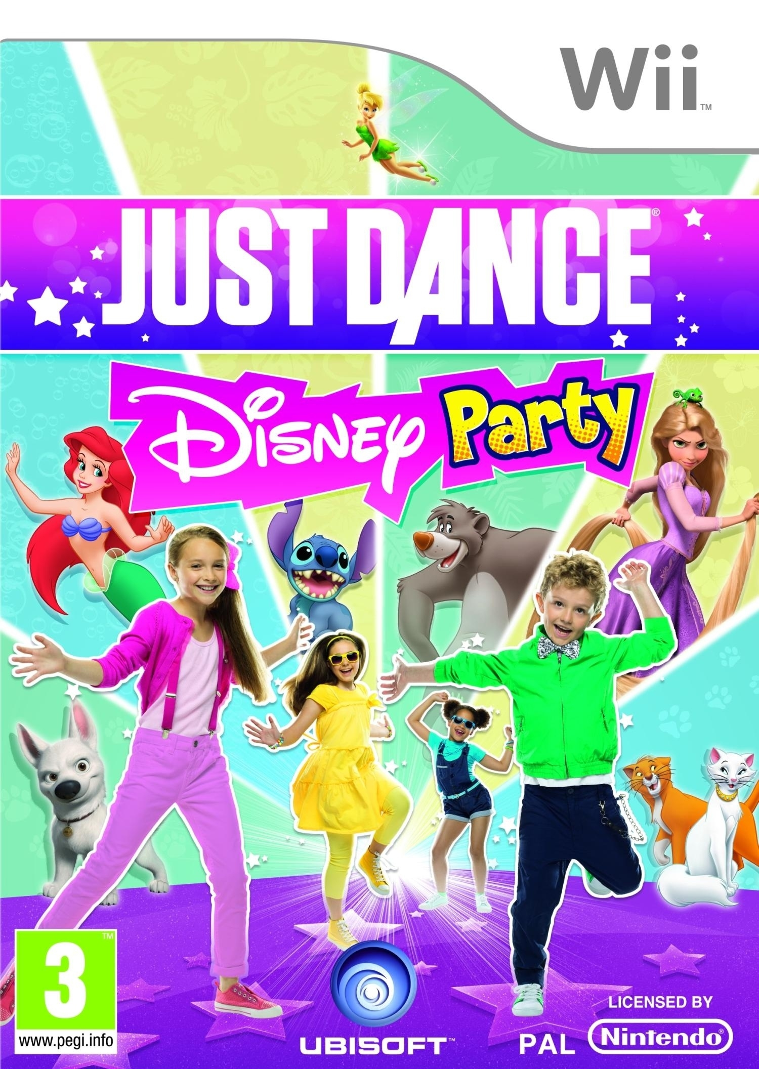 Boxshot Just Dance Disney Party