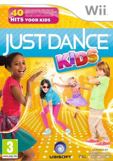 Boxshot Just Dance Kids