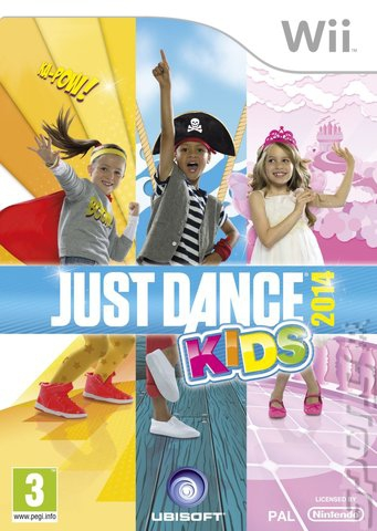 Boxshot Just Dance Kids 2014