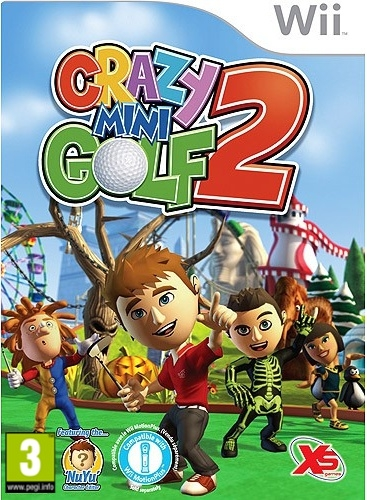 Boxshot Kidz Sports: Crazy Mini Golf 2