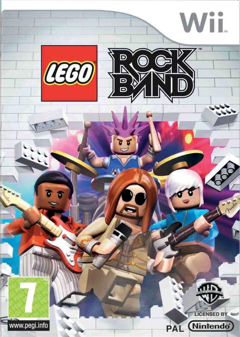 Boxshot LEGO Rock Band