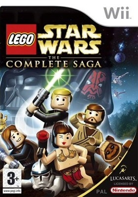 Boxshot LEGO Star Wars: The Complete Saga