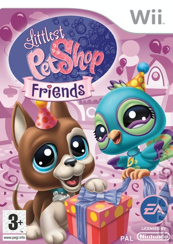 Boxshot Littlest Pet Shop Friends
