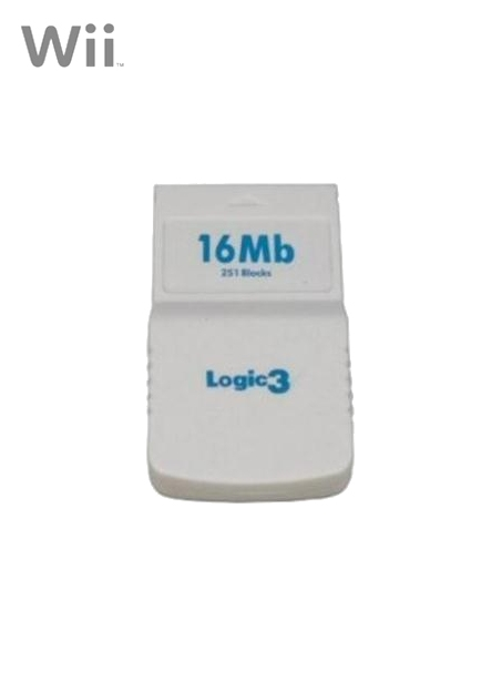 Boxshot Logic3 Memory Card