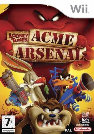 Boxshot Looney Tunes: Acme Arsenal