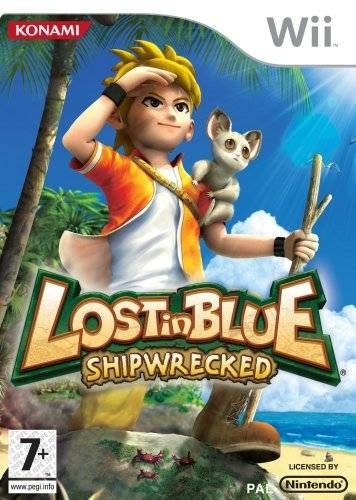 Boxshot Lost in Blue: Shipwrecked