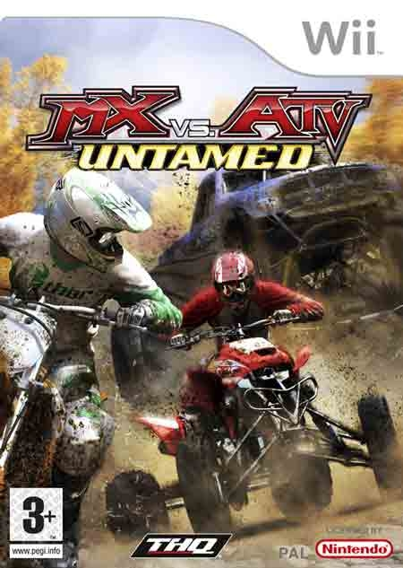 Boxshot MX vs ATV: Untamed