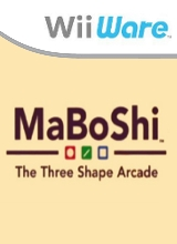 Boxshot MaBoShi: The Three Shape Arcade