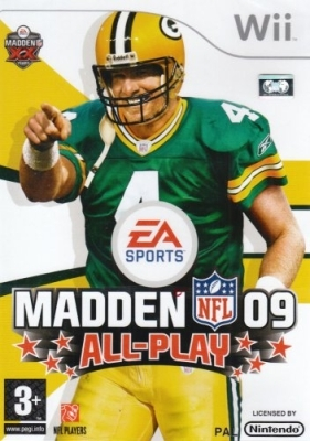 Boxshot Madden NFL 09 All-Play