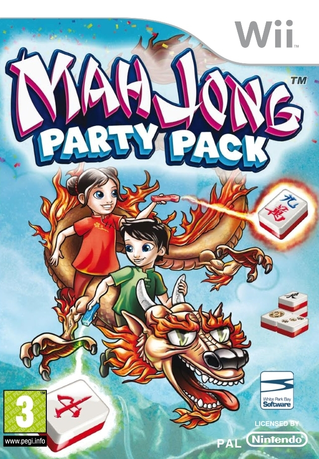 Boxshot Mahjong Party Pack
