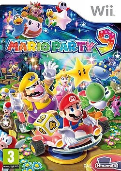 Boxshot Mario Party 9