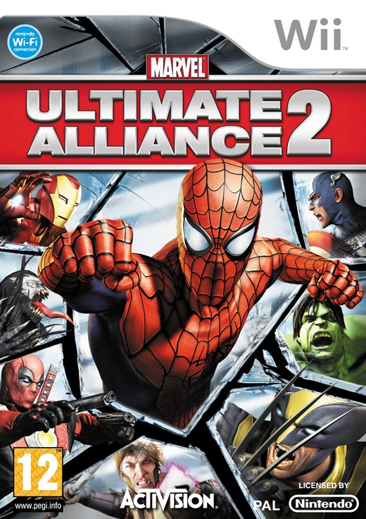Boxshot Marvel: Ultimate Alliance 2