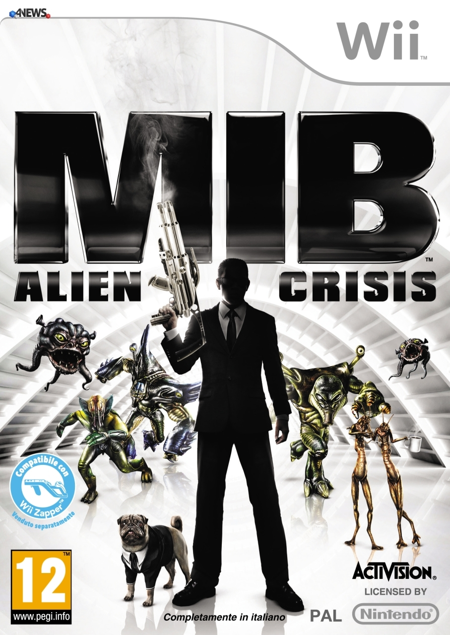 Boxshot Men in Black: Alien Crisis