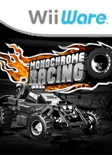 Boxshot Monochrome Racing