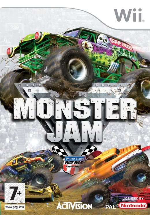 Boxshot Monster Jam