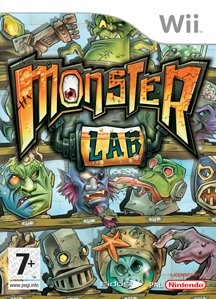 Boxshot Monster Lab