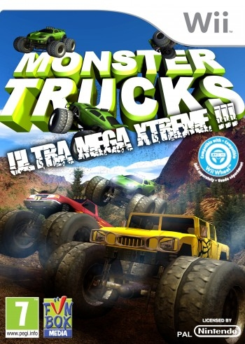 Boxshot Monster Trucks