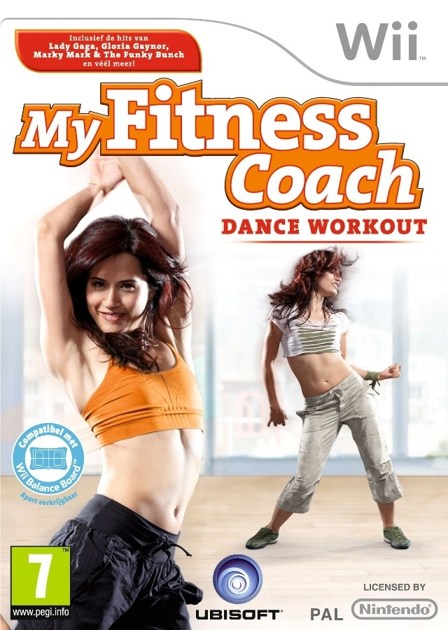Boxshot My Fitness Coach: Dance Workout