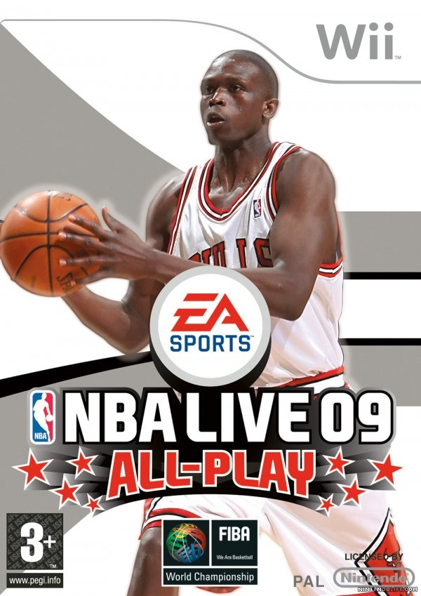 Boxshot NBA Live 09 All-Play