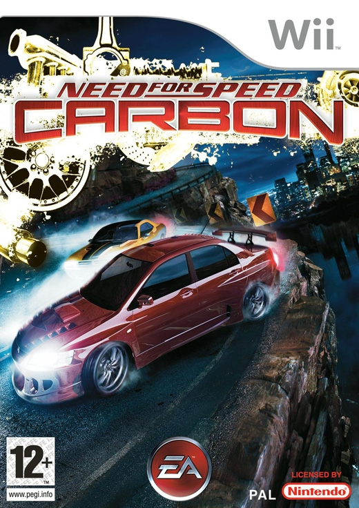 Boxshot Need for Speed: Carbon