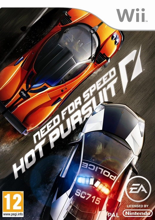 Boxshot Need for Speed: Hot Pursuit