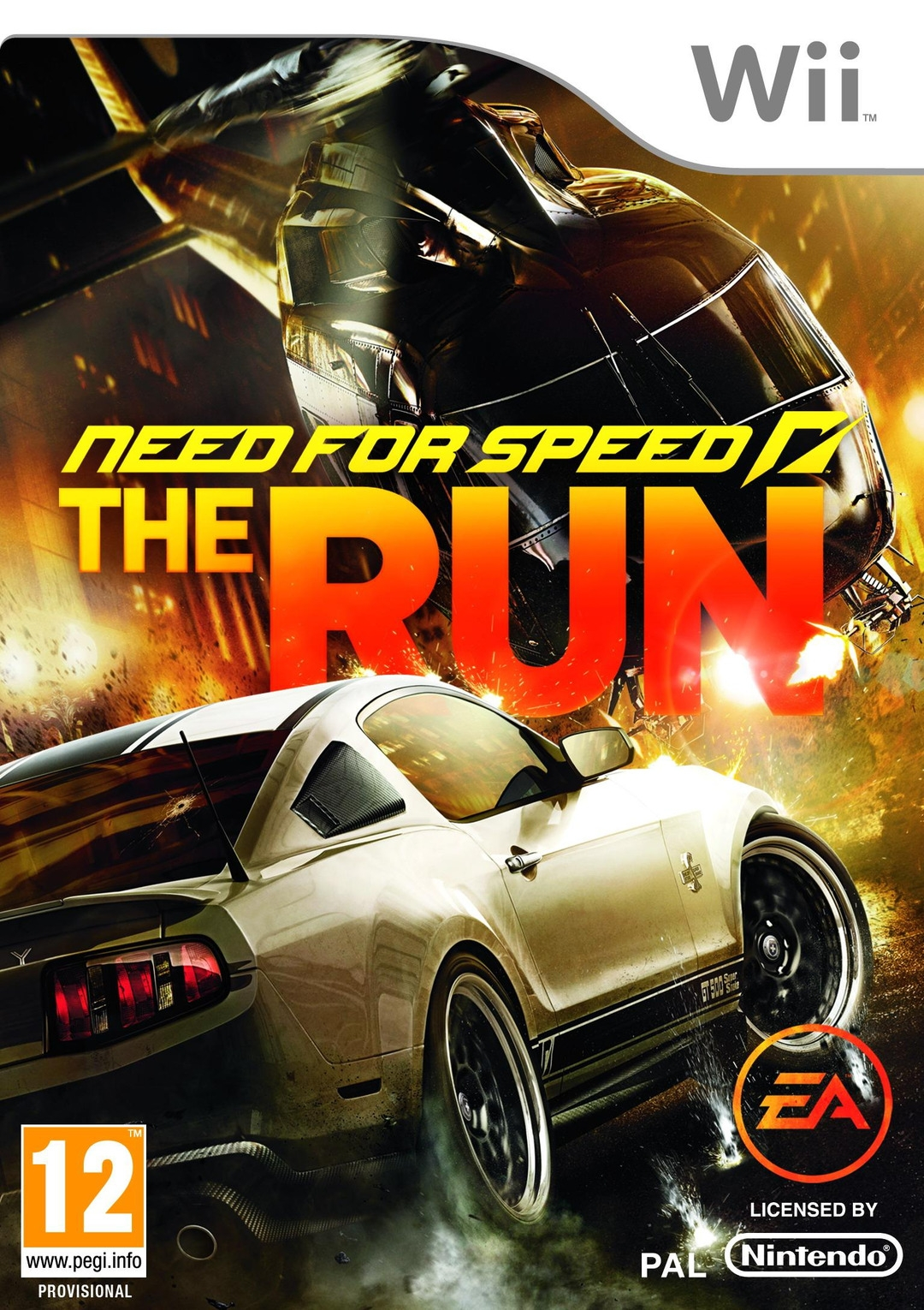 Boxshot Need for Speed: The Run