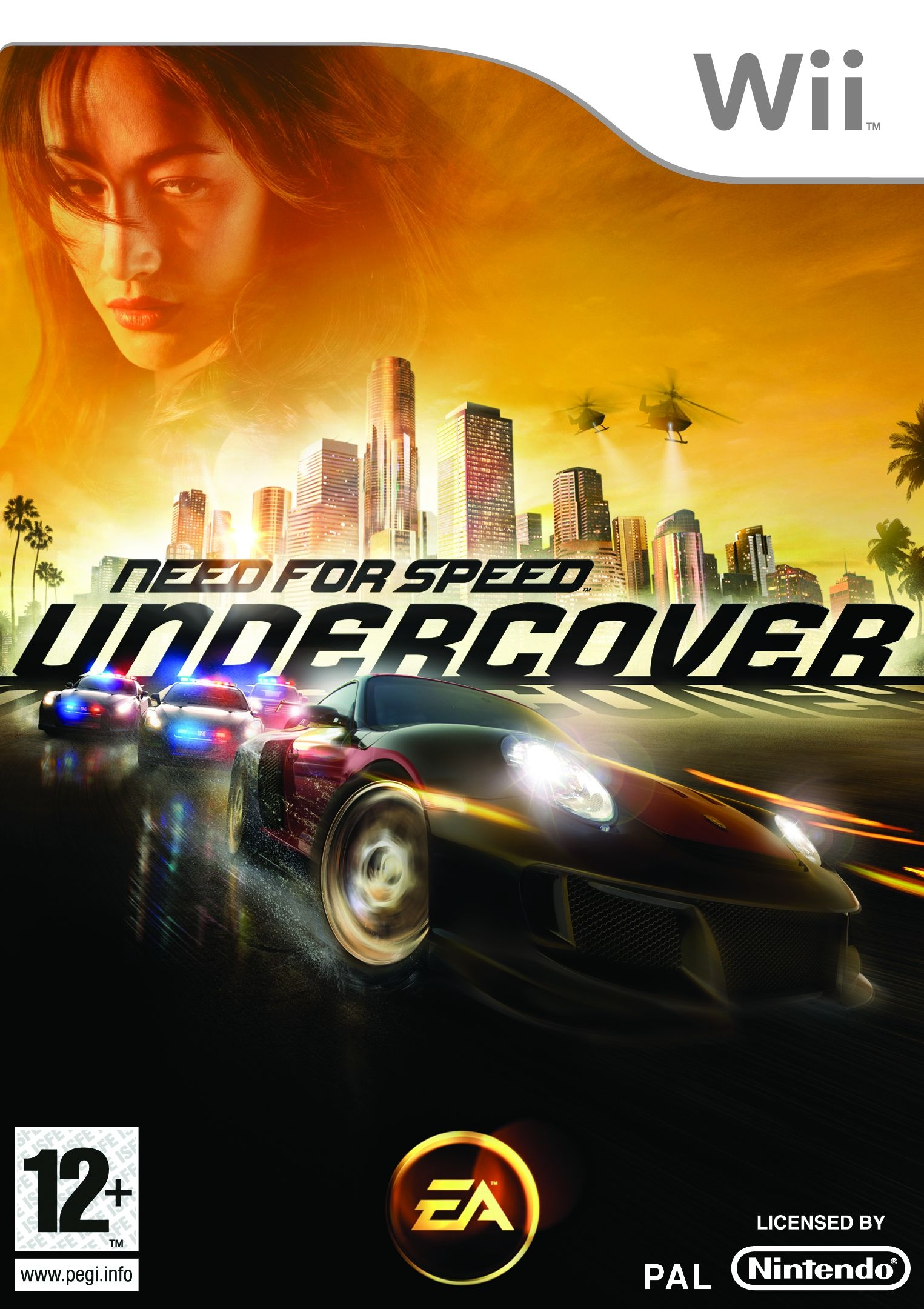 Boxshot Need for Speed: Undercover